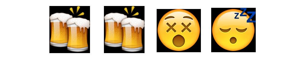 Drunk emoji answer drunk emoji meanings emoji stories