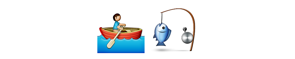 Image result for fisherman emoji
