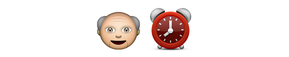 Grandfather Clock | Emoji Meanings | Emoji Stories