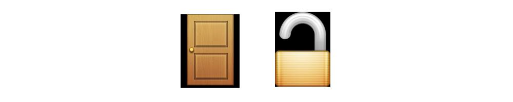Door Is Unlocked