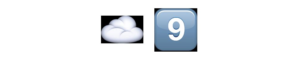On Cloud Nine